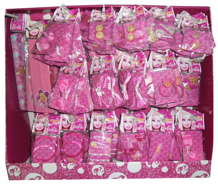 EXHIBIDOR ACCES PELO X215UDES BARBIE