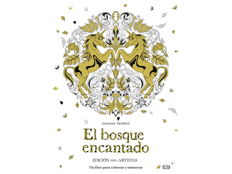 EL BOSQUE ENCANTADO - EDICION PARA ARTISTAS - PTR