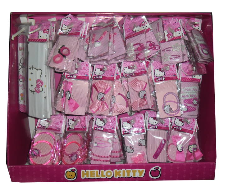 EXHIBIDOR ACCES PELO X215UDES HELLO KITTY