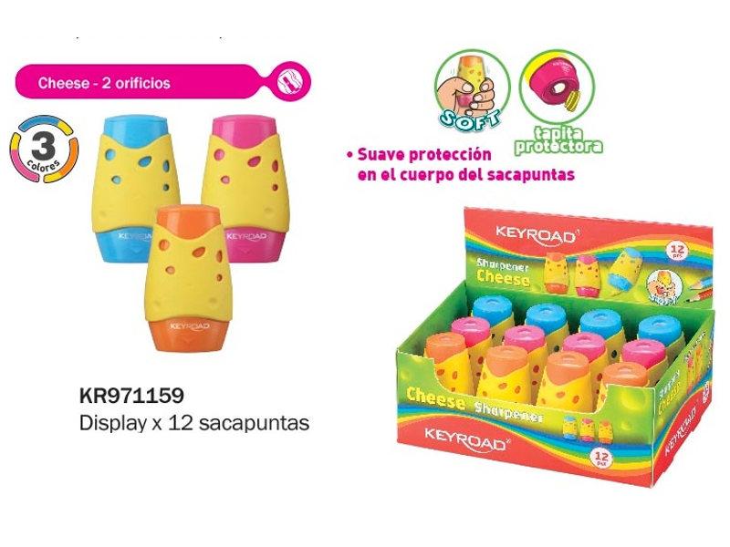 SACAPUNTAS CHEESE DISPLAY (X12)