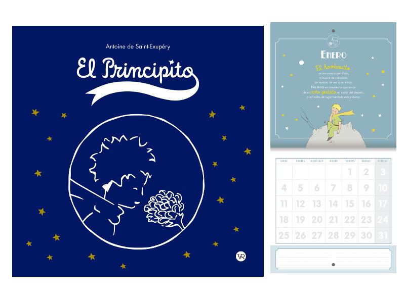 CALENDARIO 2021 EL PRINCIPITO - AGD