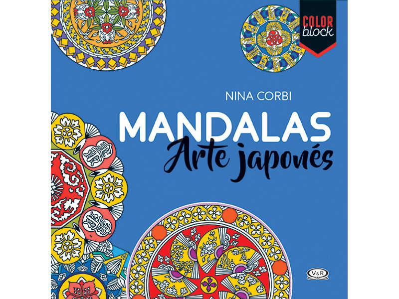 COLOR BLOCK - MANDALAS ARTE JAPONES - PTR