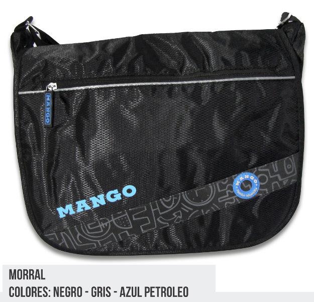 MORRAL C/TAPA MANGO