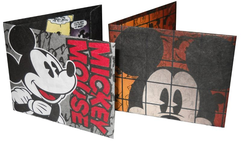 BILLETERA ECOLOGICA TYVEK MICKEY