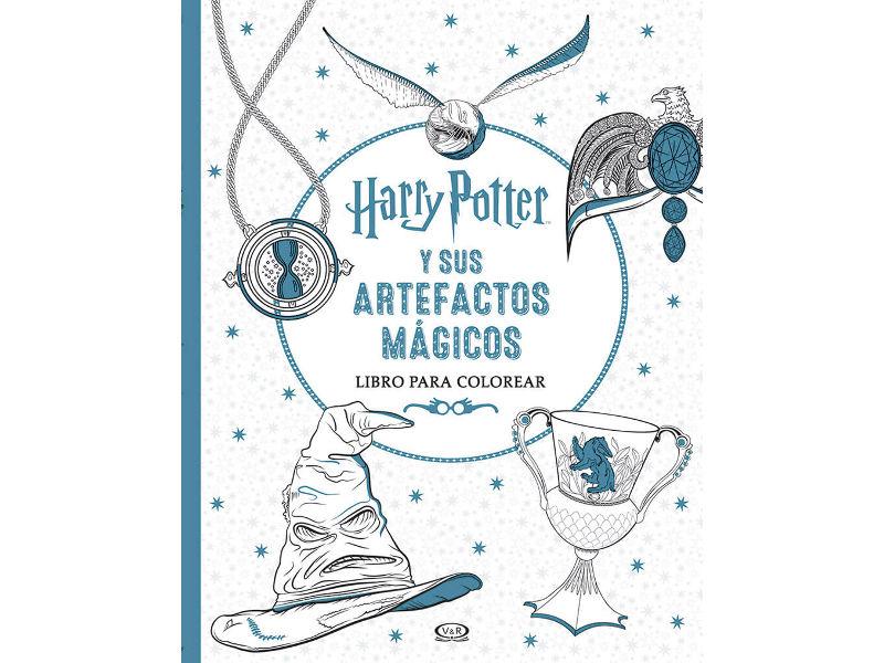 HARRY POTTER Y SUS ARTEFACTOS MAGICOS - PTR