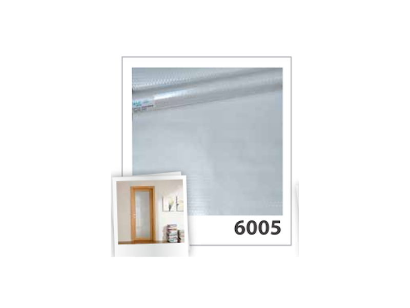 CONTAC PVC AUTOADH. ROLLO 45CMX15MT TRASLUCIDO 6005