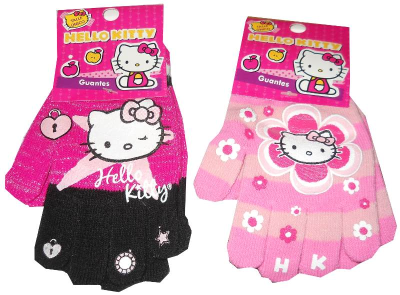 GUANTES KITTY 765 (3477)