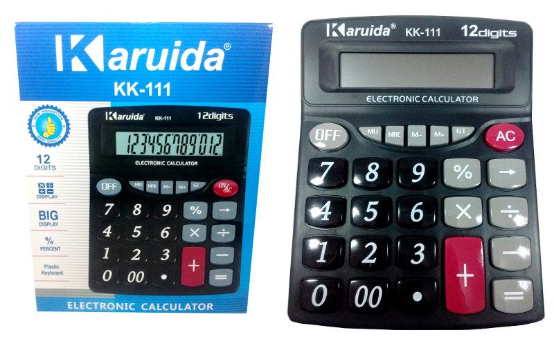 CALCULADORA KARUIDA KK-111